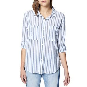 Sanctuary Steady Boyfriend Button Down Shirt